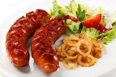 Вкусные рецепты: Весенний салатик, винегрет из перца с картофелем, Нежные трубочки с вишневым творогом